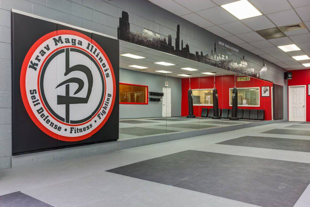 Krav Maga Illinois facility