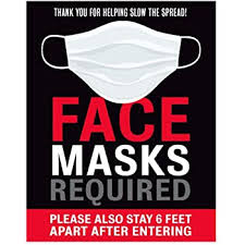 Krav Maga face masks