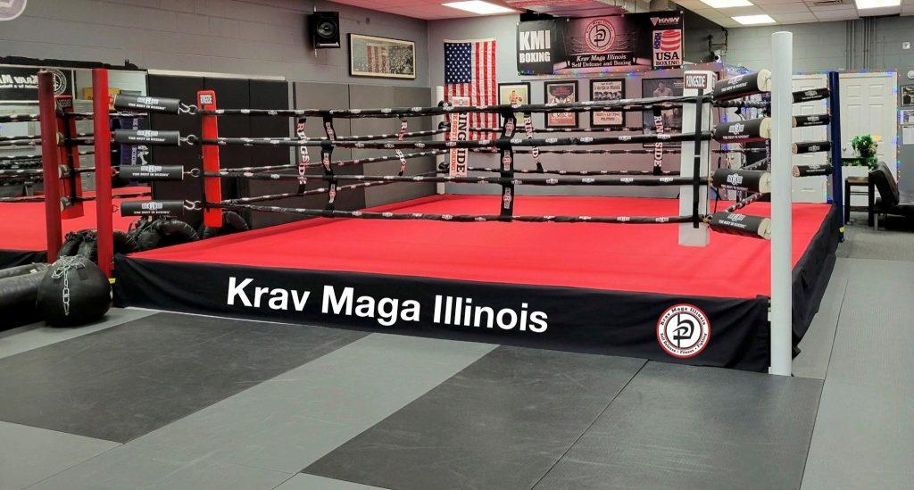 Krav Maga Illinois facility